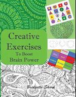 Creative Exercises for Boosting Brain Power