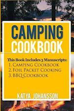 Camping Cookbook af Katya Johansson