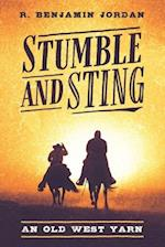 Stumble and Sting af R. Benjamin Jordan