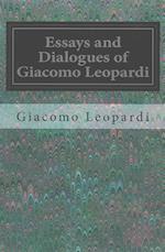 Essays and Dialogues of Giacomo Leopardi af Giacomo Leopardi