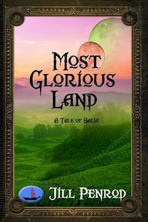 Bog, paperback Most Glorious Land af Jill Penrod