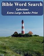 Bible Word Search Ephesians