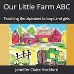 Our Little Farm ABC