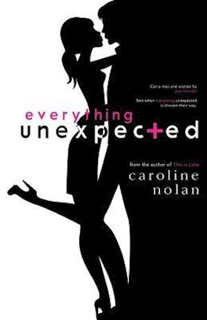 Bog, paperback Everything Unexpected af Caroline Nolan