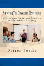 Surviving the Classroom Observation