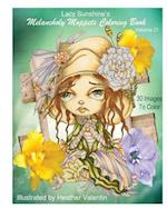 Lacy Sunshine's Melancholy Moppets Coloring Book Volume 21