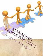 Managing People for You ! af Angela Sturges