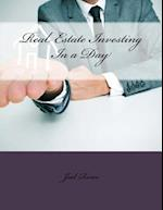 Real Estate Investing in a Day af Joel Rowe