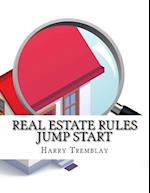 Real Estate Rules Jump Start af Harry Tremblay