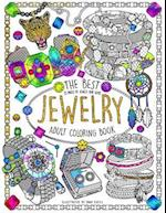 The Best Jewelry Adult Coloring Book