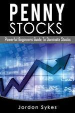 Penny Stocks af Jordon Sykes