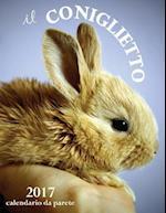 Il Coniglietto 2017 Calendario Da Parete (Edizione Italia) af Aberdeen Stationers Co