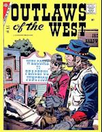 Outlaws of the West # 12