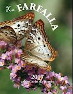 La Farfalla 2017 Calendario Da Parete (Edizione Italia)