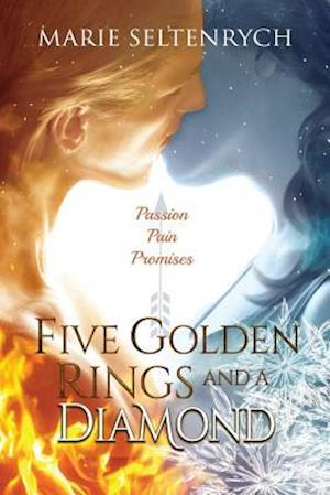 Bog, paperback Five Golden Rings and a Diamond af Marie Seltenrych