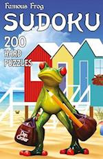 Famous Frog Sudoku 200 Hard Puzzles with Solutions