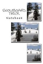 Snowboard Trick Notebook