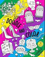 Let's Doodle & Color
