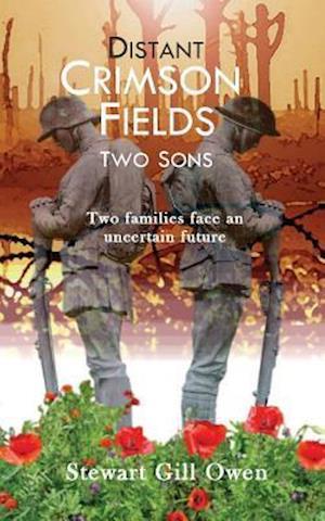 Bog, paperback Crimson Fields af Stewart Gill Owen