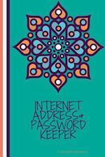 Internet Address & Password Keeper