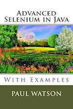 Advanced Selenium in Java