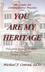 You Are My Heritage af Dr Michael F. Conrad