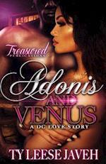 Adonis and Venus af Ty Leese Javeh