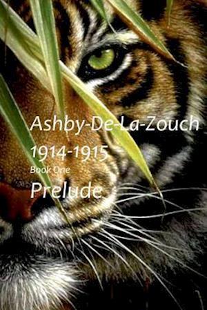 Bog, paperback Ashby de La Zouch 1914-1915 af MR Christopher Berry
