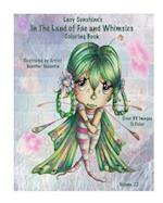Lacy Sunshine's in the Land of Fae and Whimsies Coloring Book Volume 22