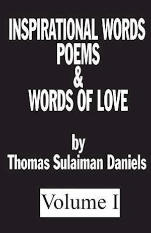 Bog, paperback Inspirational Words af Thomas Daniels