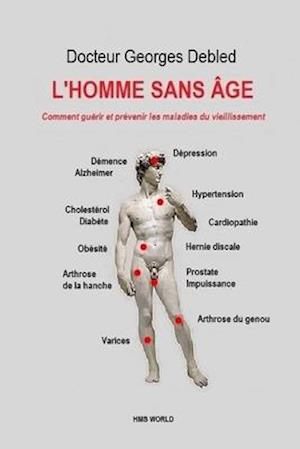 Bog, paperback L'Homme Sans Age af Georges Debled