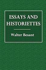 Essays and Historiettes