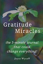 Gratitude Miracles af Joyce Wycoff