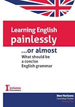 Learning English Painlessly, or Almost