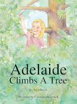 Adelaide Climbs a Tree