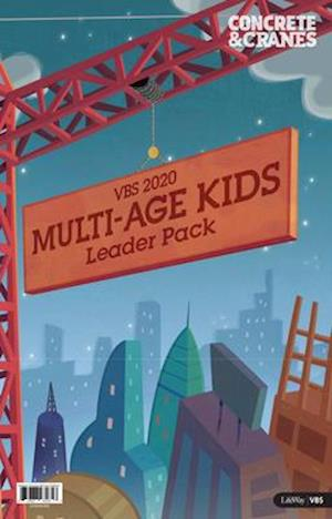 Vbs 2020 Multi-Age Kids Leader Pack