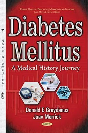Bog, paperback Diabetes Mellitus af Donald E. Greydanus