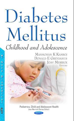 Bog, hardback Diabetes Mellitus af Manmohan K. Kamboj