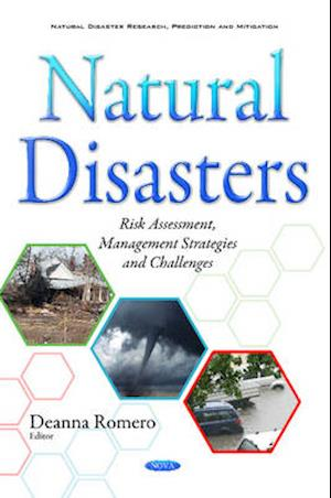Bog, hardback Natural Disasters af Deanna Romero