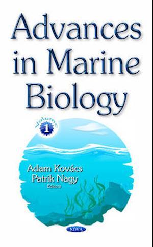 Bog, hardback Advances in Marine Biology af Adam Kovacs
