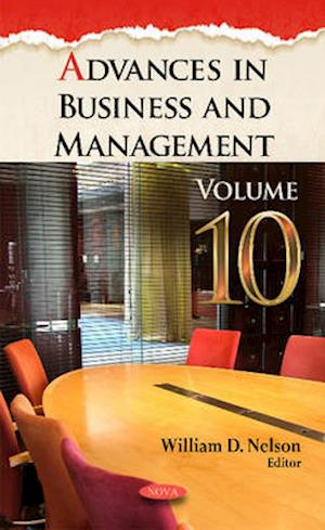 Bog, hardback Advances in Business & Management af William D. Nelson