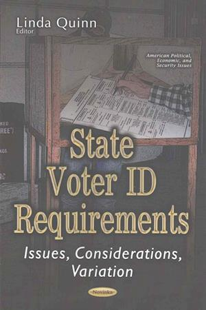 State Voter ID Requirements