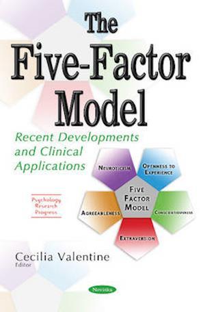 Bog, paperback Five-Factor Model af Cecilia Valentine