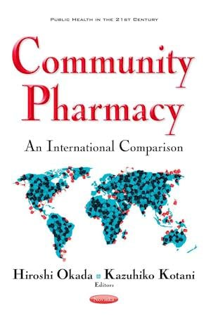 Bog, paperback Community Pharmacy af Hirosh Okada