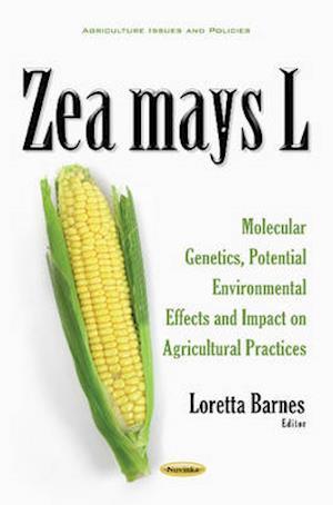 Bog, paperback Zea Mays L af Loretta Barnes