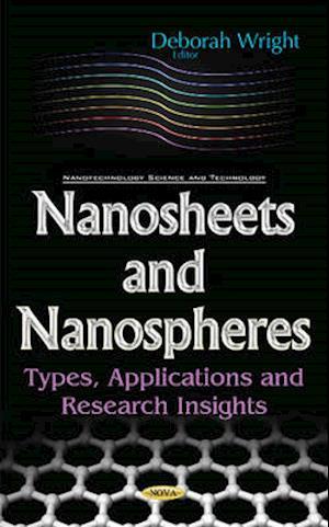 Bog, paperback Nanosheets & Nanospheres af Deborah Wright