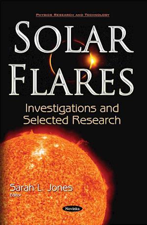 Bog, paperback Solar Flares af Sarah L Jones