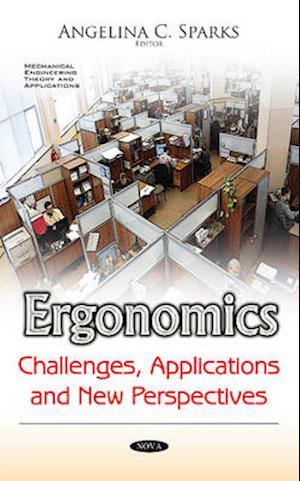 Bog, paperback Ergonomics af Angelina C. Sparks