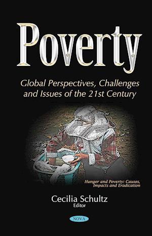 Bog, hardback Poverty af Cecilia Schultz