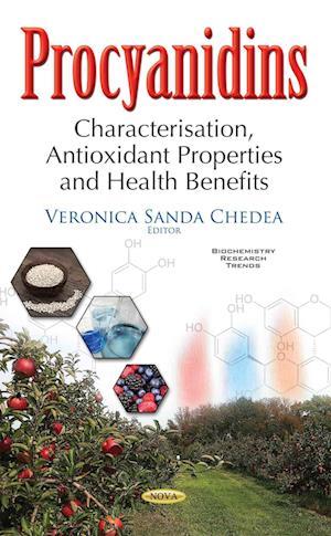 Bog, hardback Procyanidins af Veronica Sanda Chedea